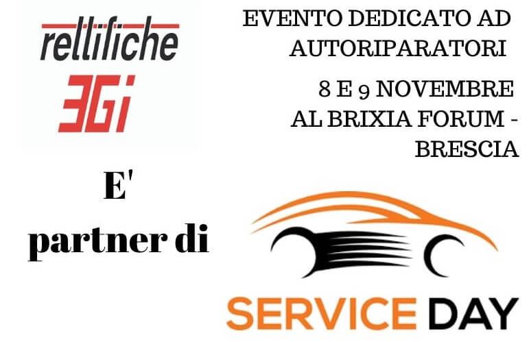 Siamo sponsor al Service Day 2019 di Brescia!!!